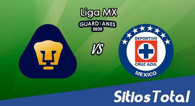 Pumas vs Cruz Azul en Vivo – Partido de Vuelta – Semifinal – Liga MX – Guardianes 2020 – Domingo 6 de Diciembre del 2020