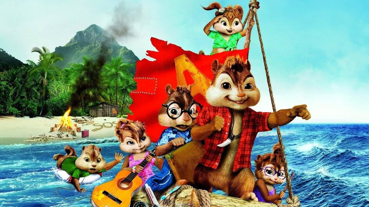 Sóc Siêu Quậy 3, Alvin and the Chipmunks: Chipwrecked 2011