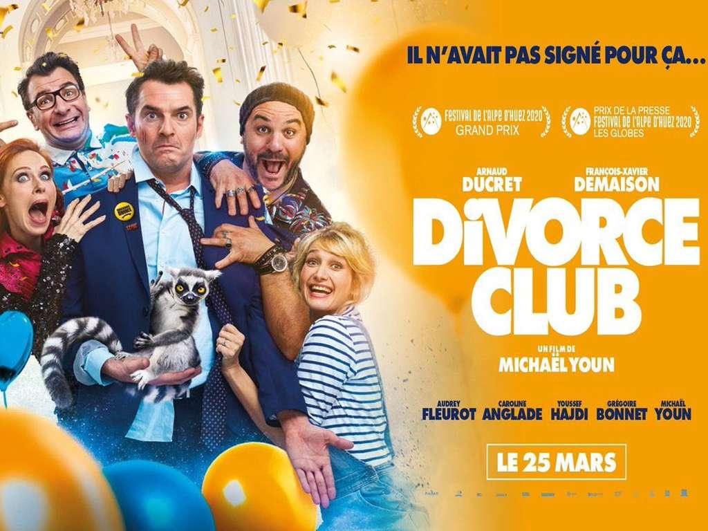 Το Κλαμπ των Χωρισμένων (Divorce Club) Movie