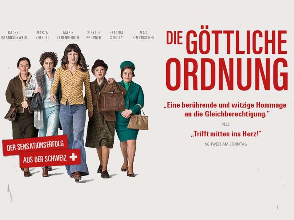 Γυναίκες με τα όλα τους (Die göttliche Ordnung / The Divine Order) - Trailer / Τρέιλερ Movie