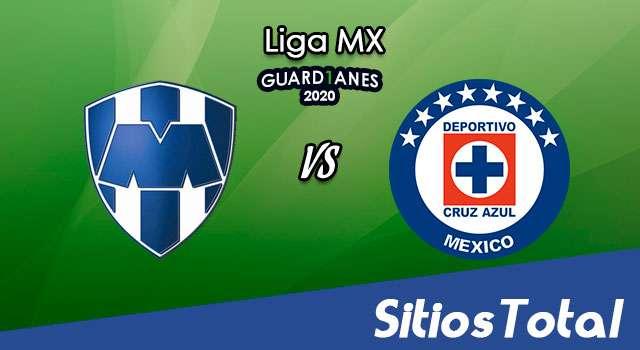 Monterrey vs Cruz Azul en Vivo – Liga MX – Guardianes 2020 – Sábado 31 de Octubre del 2020
