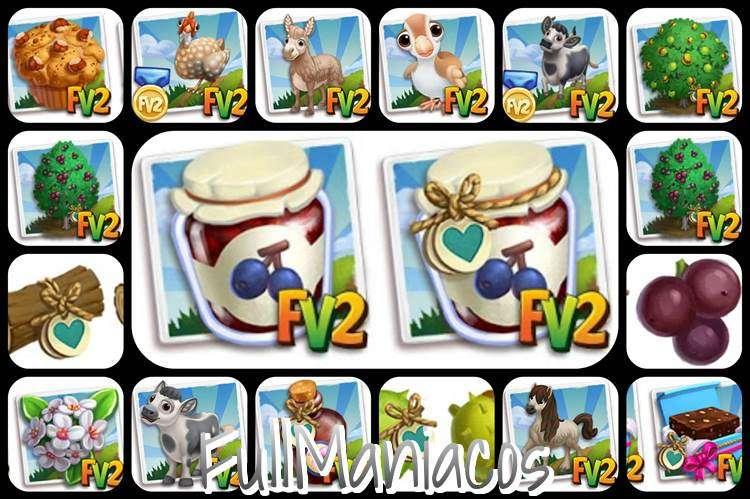 Farmville 2 Nuevos items de Edicion Limitada en Shop 28/08/2017