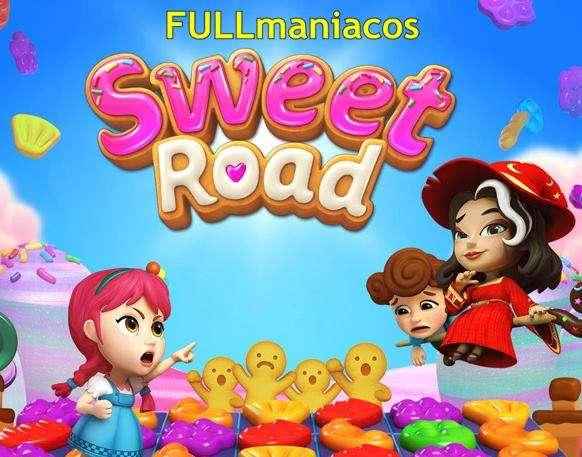Actualizacion Sweet Road Hack Movimientos con CEtrainer