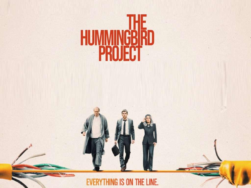 Κωδικός Κολιμπρί (The Hummingbird Project) Poster Πόστερ Wallpaper