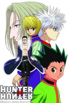 Hunter x Hunter OVA Cover Image