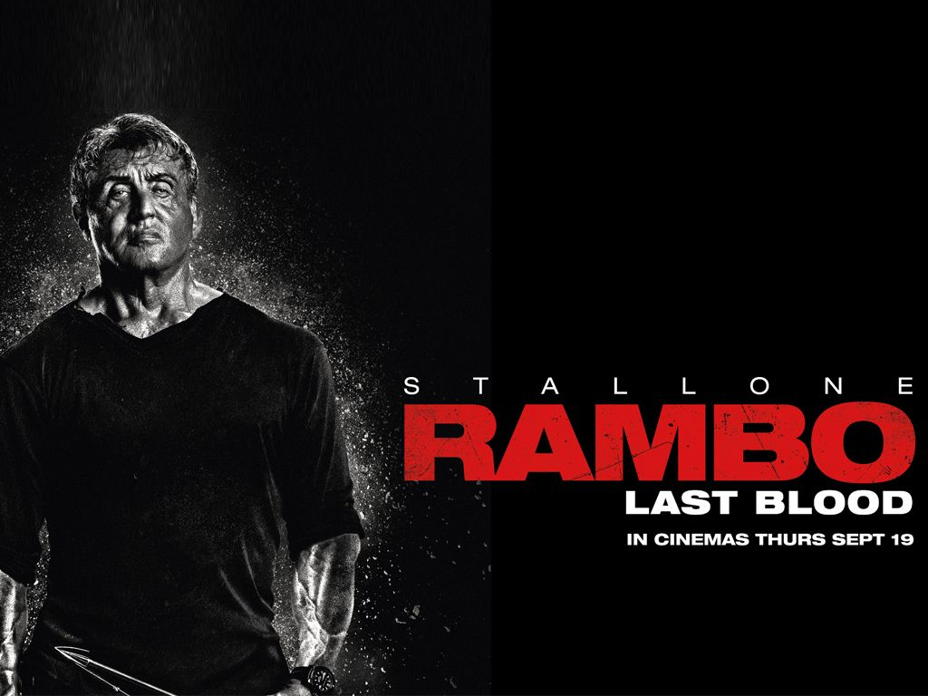 Rambo: Το Τελευταίο Αίμα (Rambo: Last Blood) - Trailer / Τρέιλερ Movie