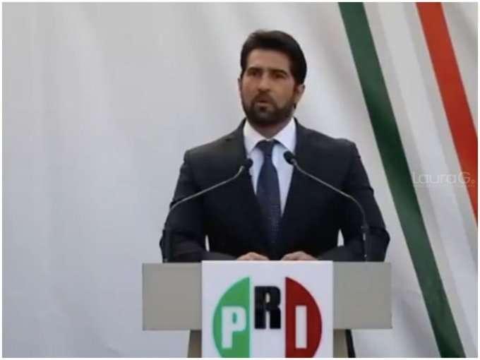 Arturo Carmona se lanza como político por el PRI