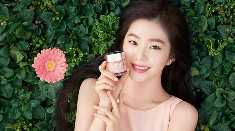Red Velvet's Irene Is the New Brand Ambassador for Clinique