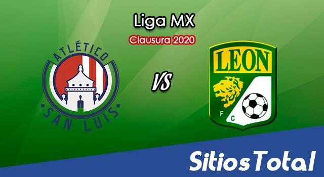 Ver Atlético San Luis vs León en Vivo – Clausura 2020 de la Liga MX