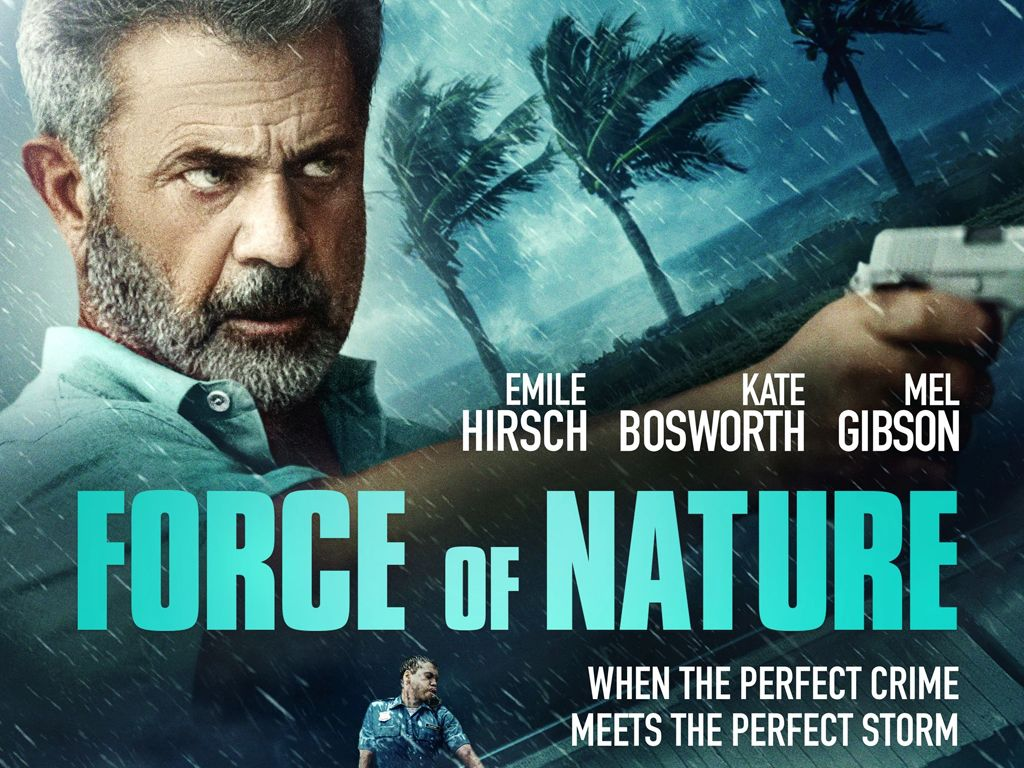 Force of Nature - Trailer / Τρέιλερ Movie