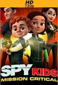 Pequenos Espiões: Missão Crítica  1ª Temporada WEBRip 720p Dublado