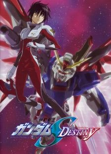 Mobile Suit Gundam Seed Destiny Cover Image