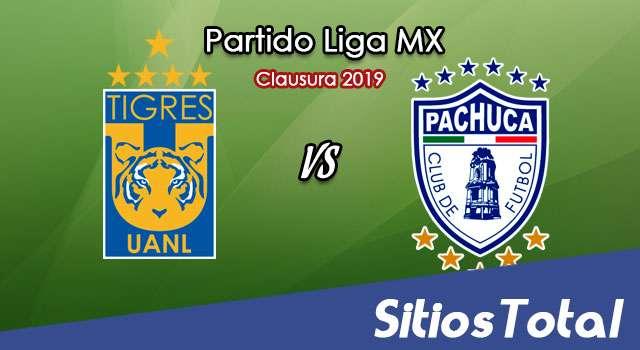 Ver Tigres vs Pachuca en Vivo – Vuelta – Cuartos Final – Clausura 2019 de la Liga MX