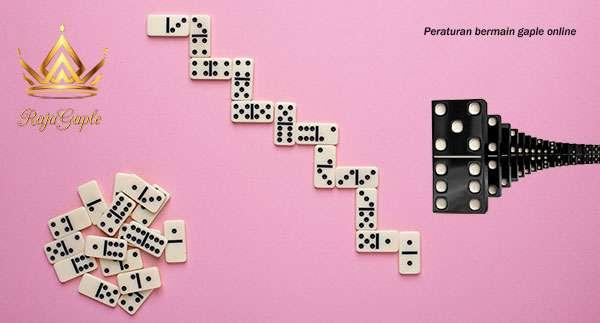 Peraturan bermain gaple online
