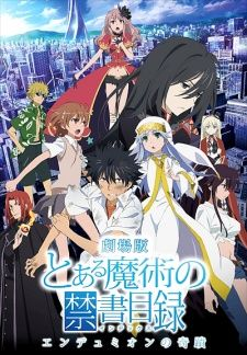 Toaru Majutsu no Index: Endymion no Kiseki's Cover Image