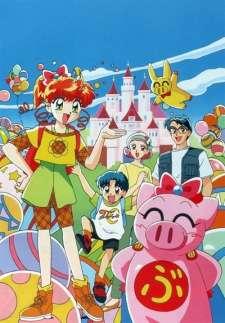 Ai to Yuuki no Pig Girl Tonde Buurin's Cover Image