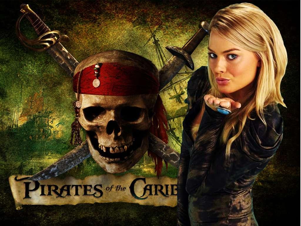 Margot Robbie, Pirates Of The Caribbean