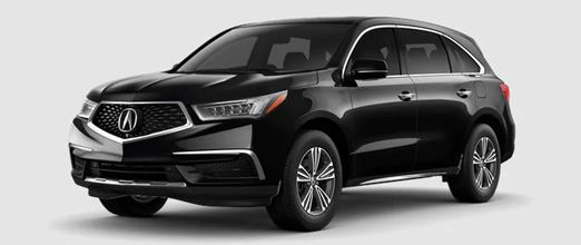 2020 Acura MDX 9 Speed Automatic Lease Deal Bedford Ohio