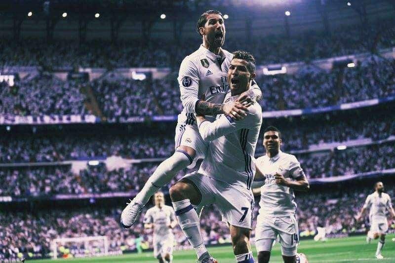 اهداف مباراة ريال مدريد واتليتكو