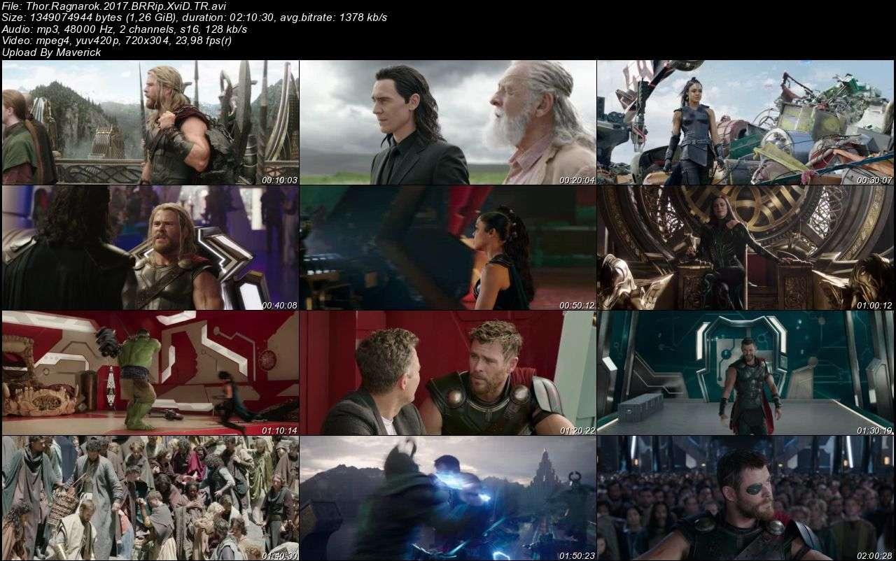 Thor: Ragnarok - 2017 Türkçe Dublaj BRRip indir