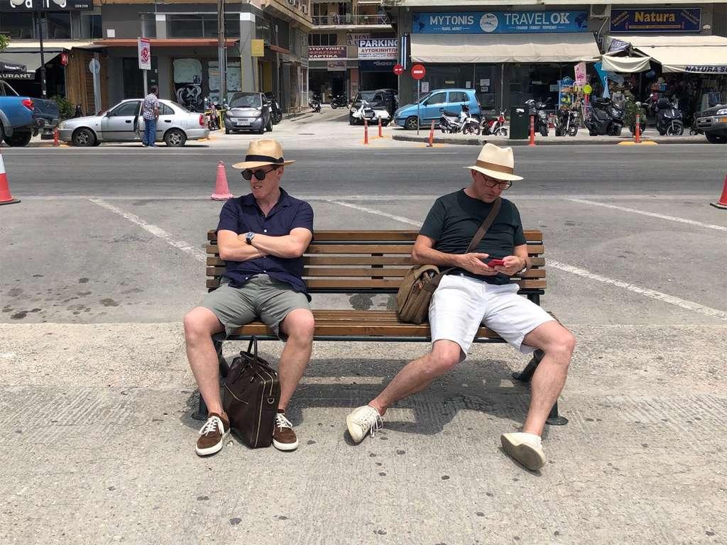 The Trip To Greece Rob Brydon Steve Coogan Michael Winterbottom