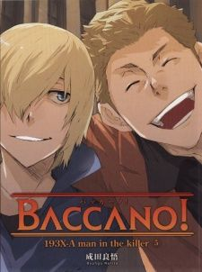 Baccano! Specials's Cover Image