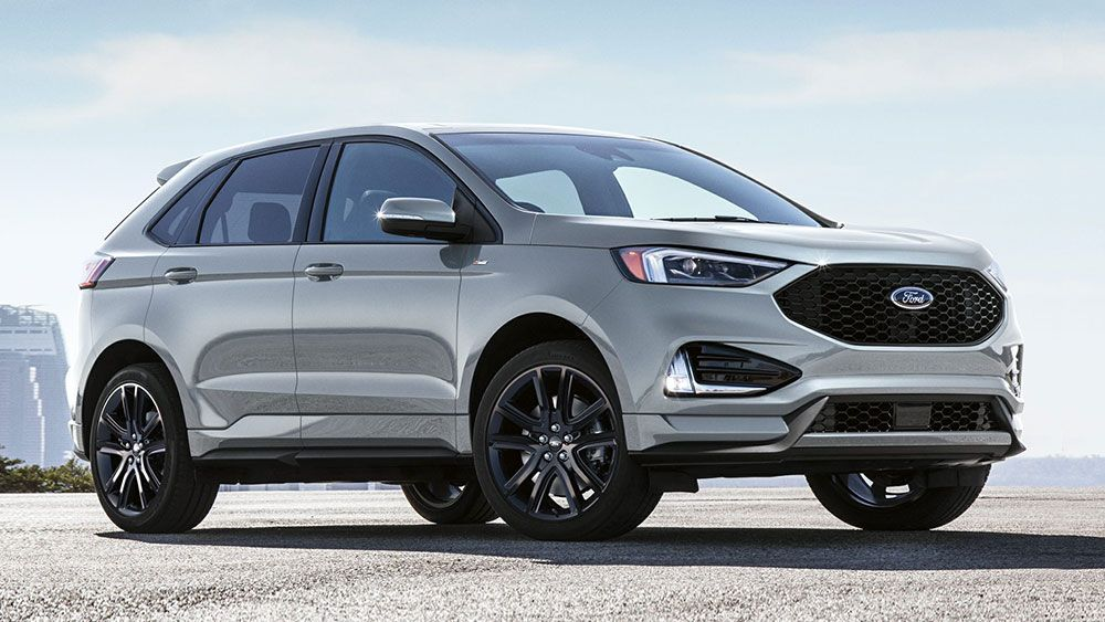 Ford Edge Styling