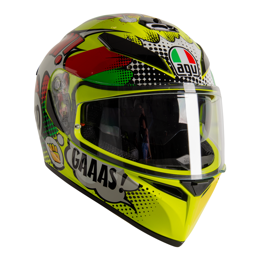 AGV K3-SV Motorcycle Motorbike Helmets