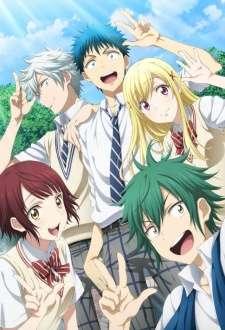 Yamada-kun to 7-nin no Majo (OVA)'s Cover Image