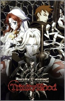 Trinity Blood's Cover Image