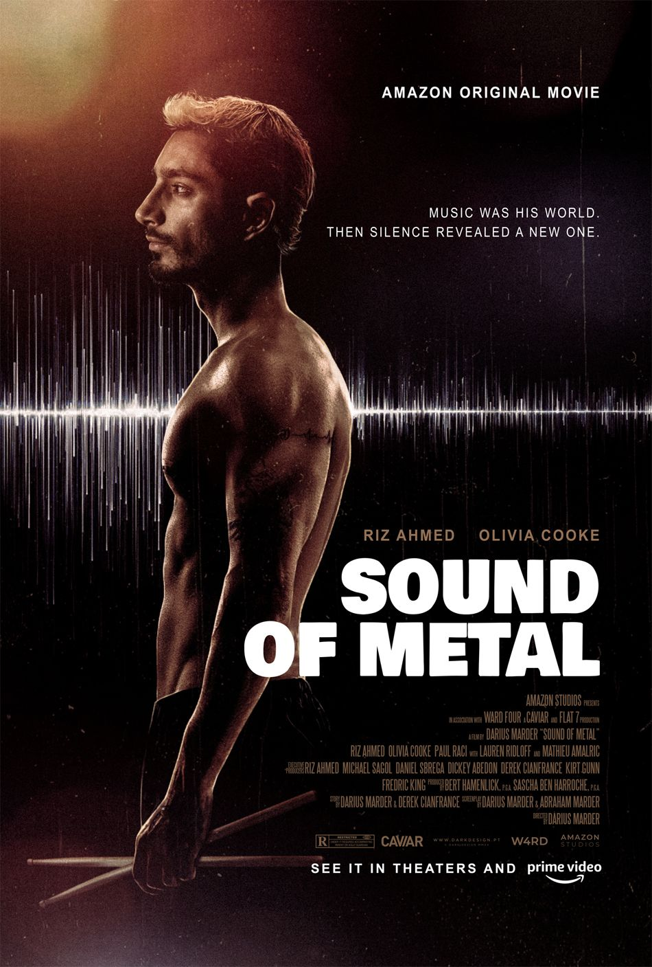 Sound of Metal Poster Πόστερ