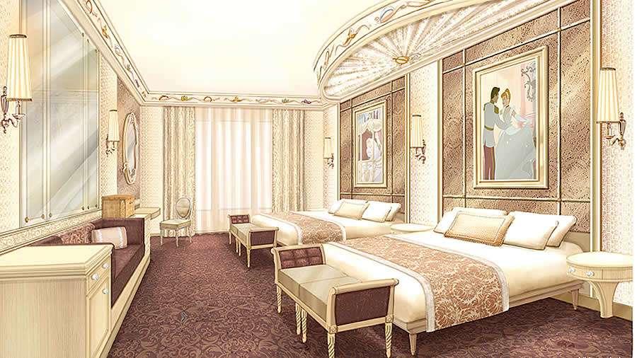 Disneyland Hotel en Paris comienza su renovación