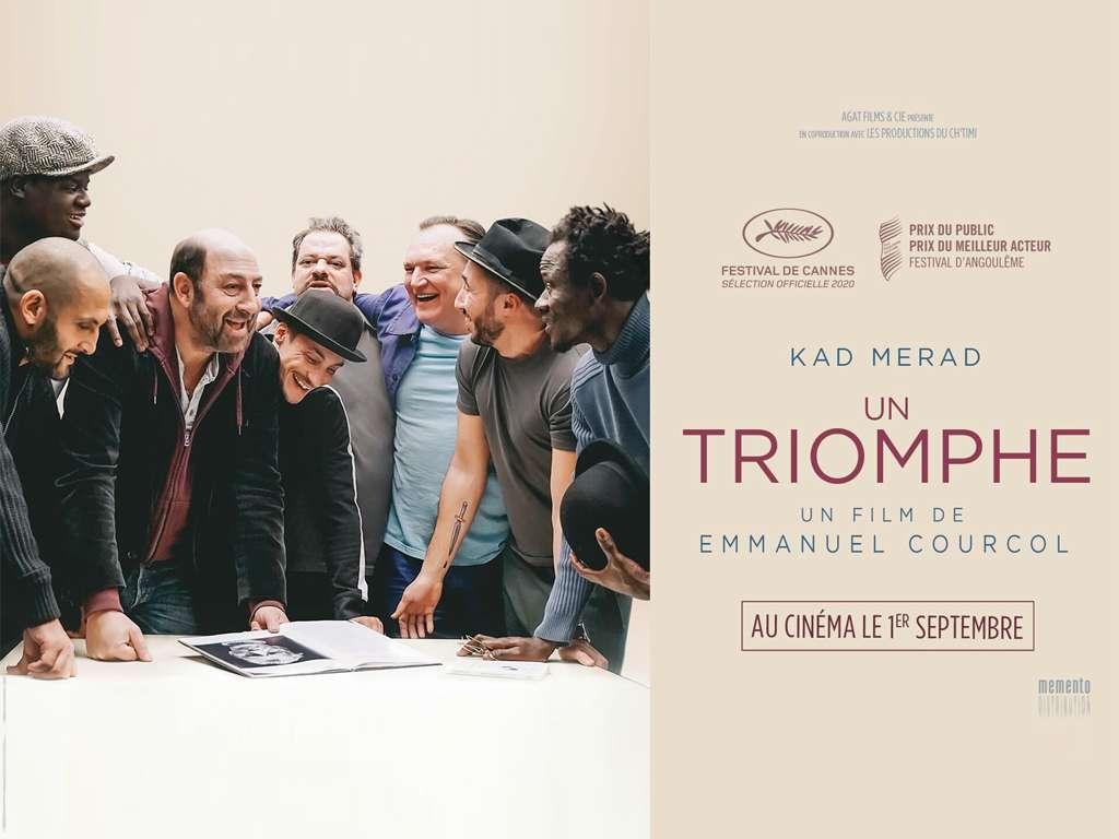 Ένας Θρίαμβος (Un Triomphe) Poster Πόστερ Wallpaper