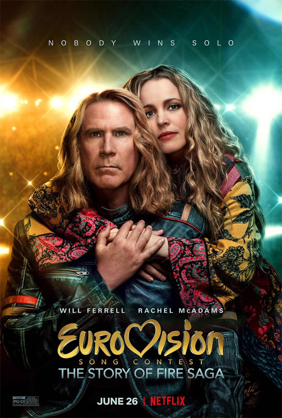 Eurovision Song Contest: The Story of Fire Saga Poster