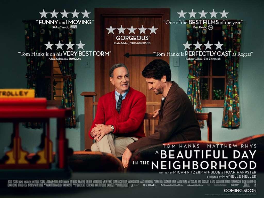 Ένας Υπέροχος Γείτονας (A Beautiful Day In The Neighborhood) Movie
