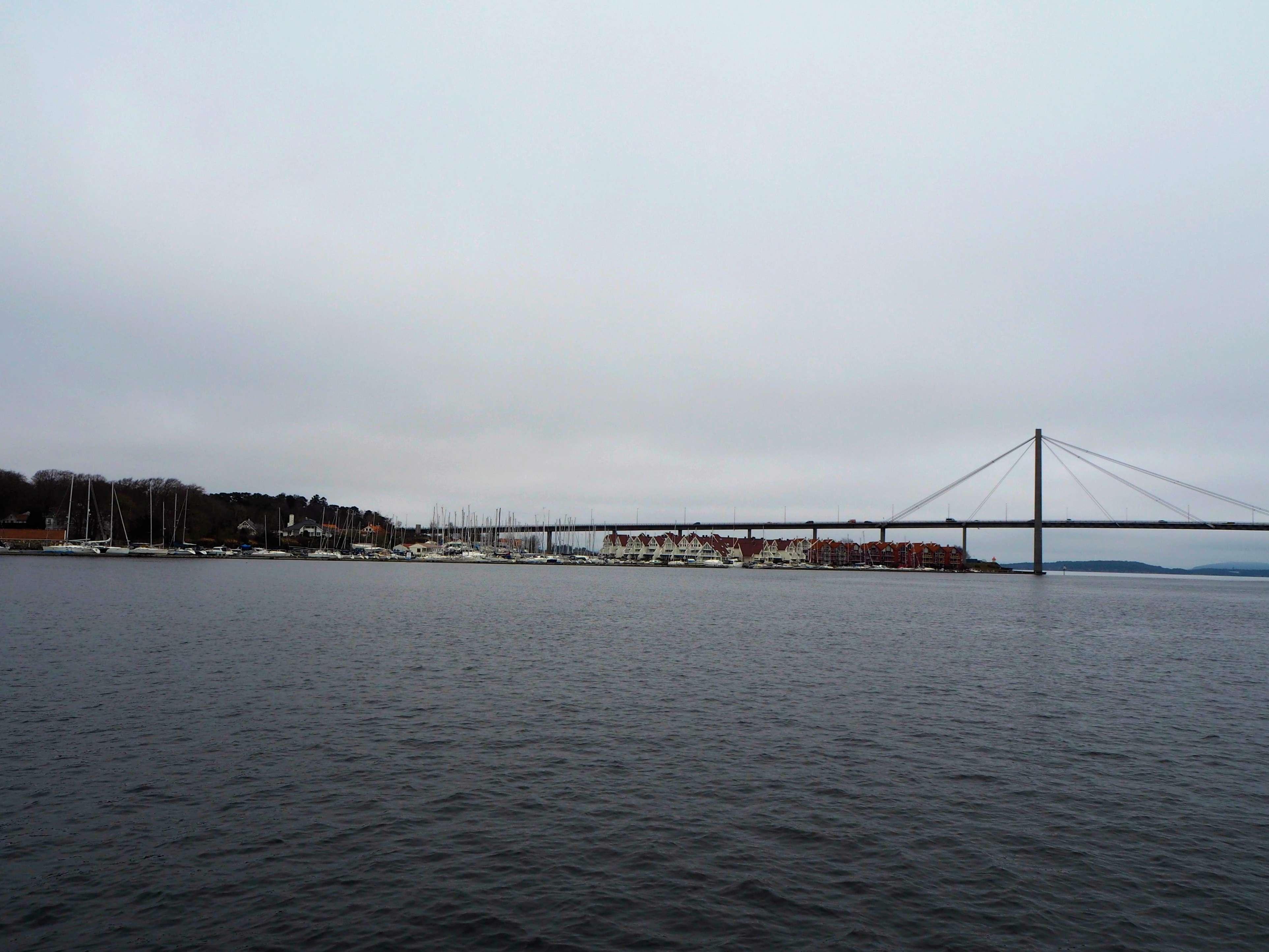 View from the Norwegian Oil Museum in Stavanger