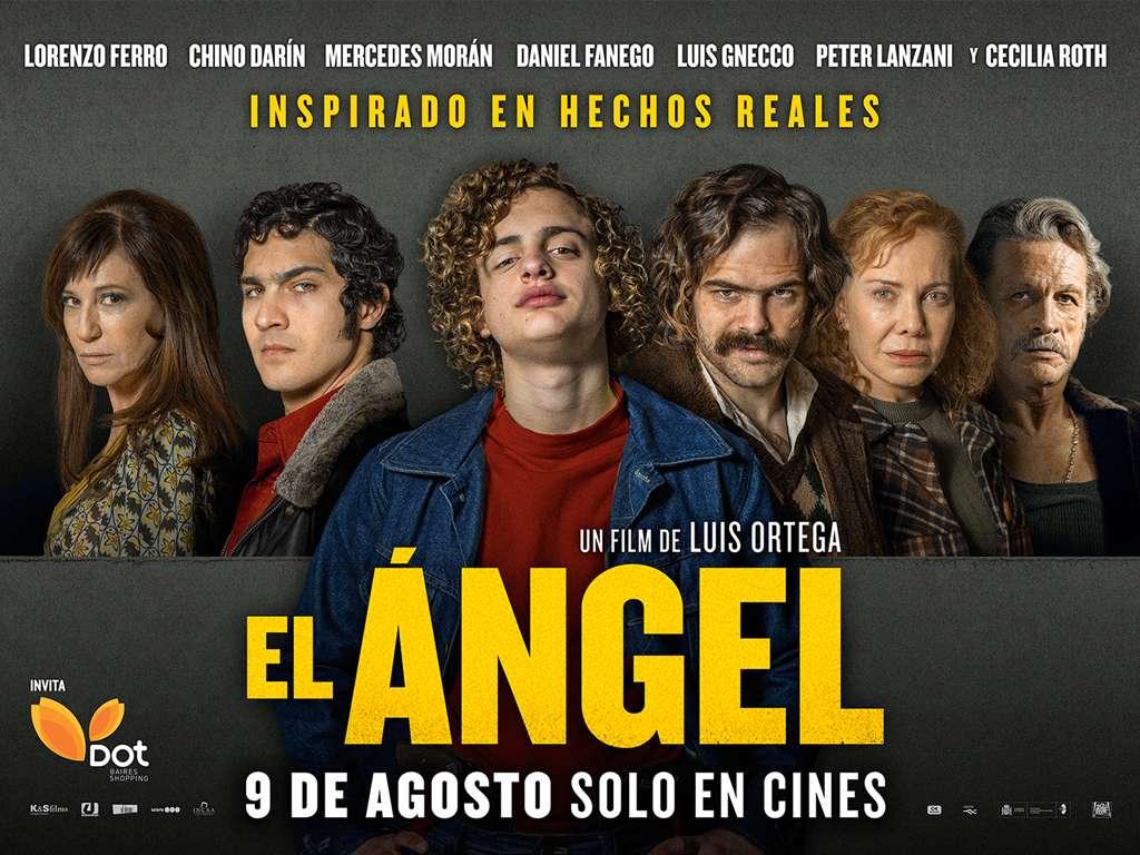 Ο άγγελος (El Ángel / The Angel) Poster Πόστερ Wallpaper