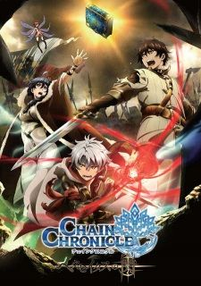Chain Chronicle: Haecceitas no Hikari's Cover Image