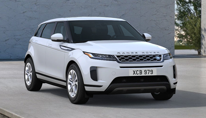 2020 Range Rover Evoque First Edition (Loaner) Lease Deal in Louisville Kentucky