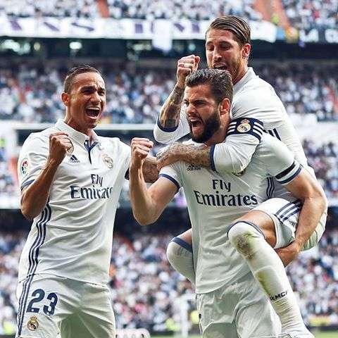 اهداف مباراة ريال مدريد واشبيليه