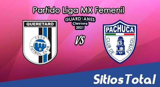 Querétaro vs Pachuca en Vivo – Transmisión por TV, Fecha, Horario, MxM, Resultado – J9 de Guardianes 2021 de la Liga MX Femenil