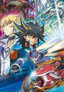 Yu☆Gi☆Oh! 5D's: Shinkasuru Kettou! Stardust vs. Red Demon's's Cover Image
