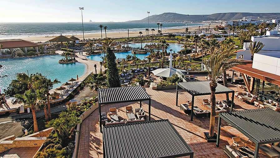 Hoteles RIU, del Grupo Tikida, en Marruecos, cuentan con el sello Welcome Safety