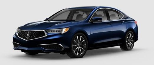 2020 Acura TLX 9 Speed Automatic Lease Deal Bedford Ohio
