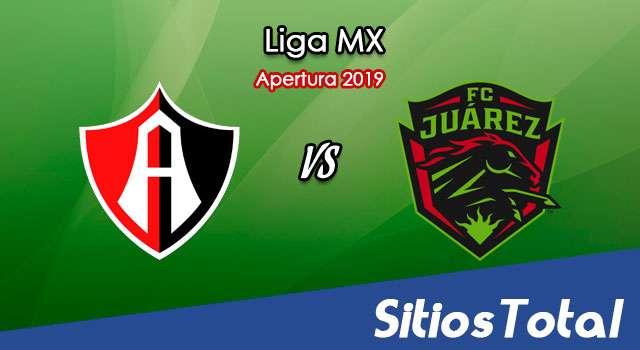 Ver Atlas vs FC Juarez en Vivo – Apertura 2019 de la Liga MX