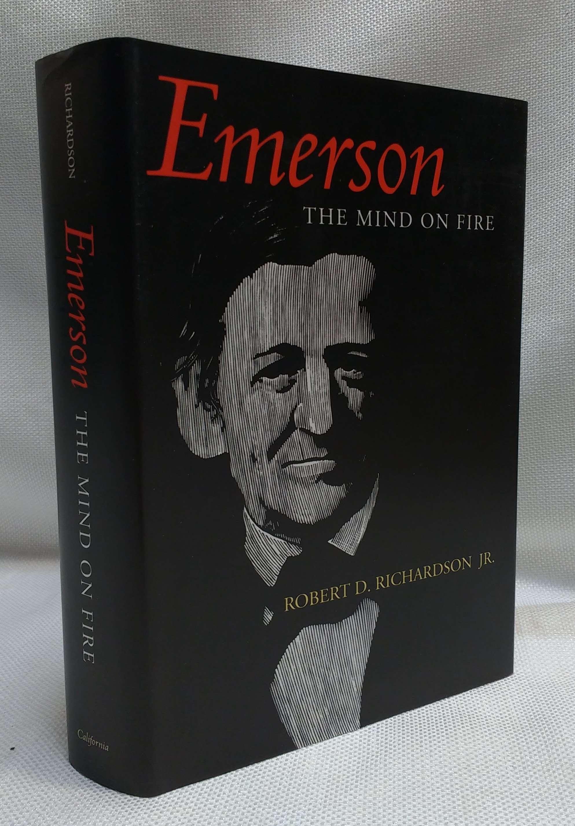 Emerson: The Mind on Fire, Robert D. Richardson Jr.