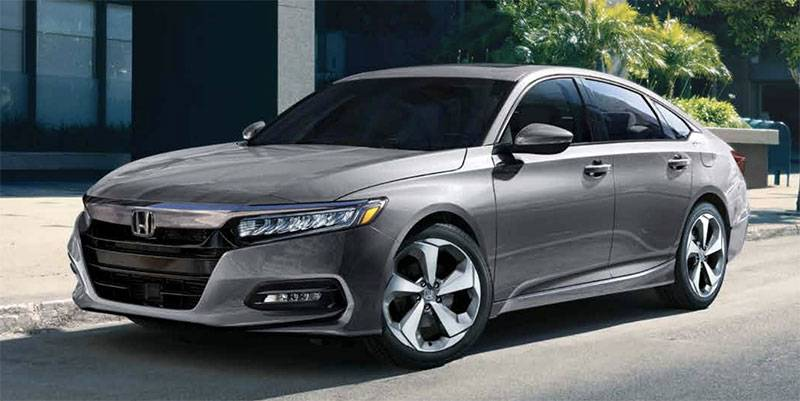 Honda Accord Fuel Economy