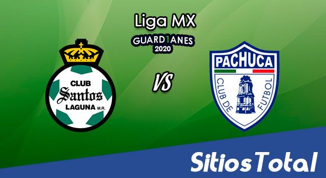 Santos vs Pachuca en Vivo – Liga MX – Guardianes 2020 – Domingo 18 de Octubre del 2020