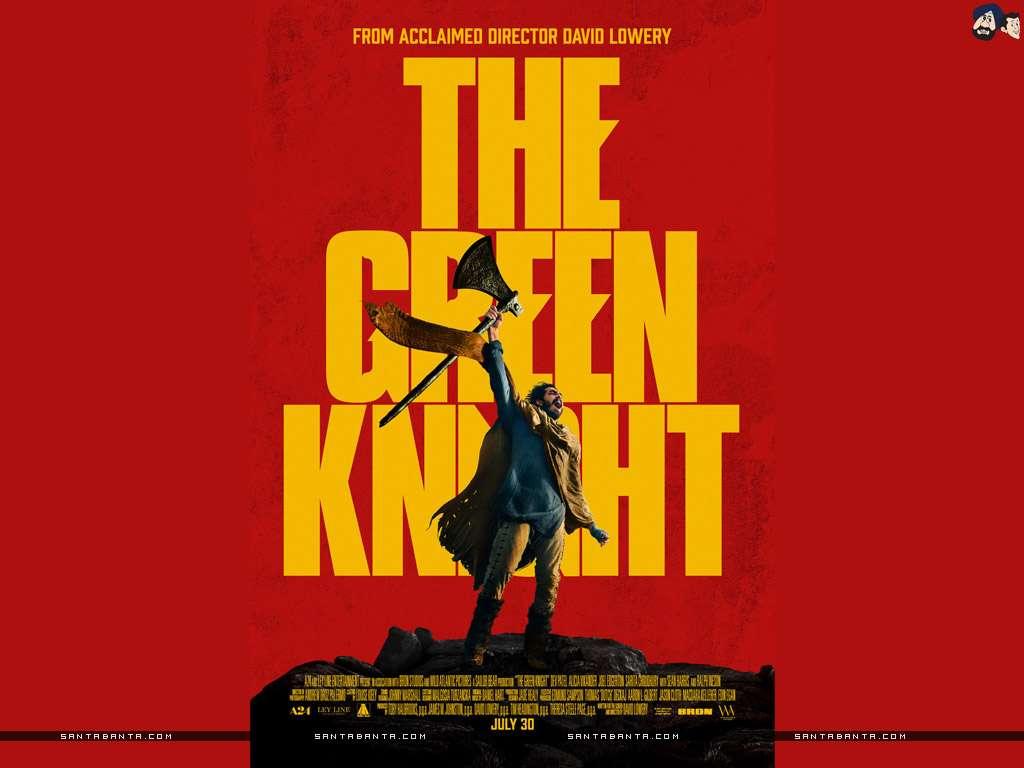 Ο Πράσινος Ιππότης (The Green Knight) Poster Πόστερ Wallpaper