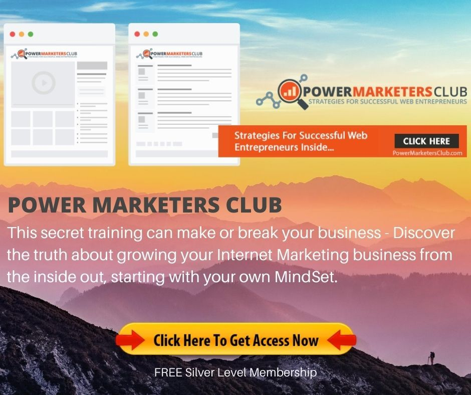 Daniel Cortes - FREE Power Marketers Videos Silver Level